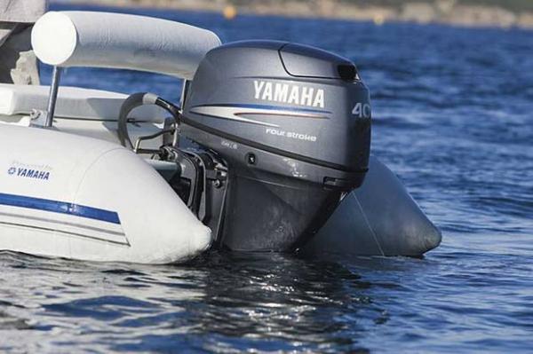 ремонт киля лодочного мотора yamaha